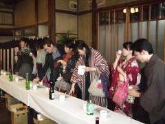 伏見の清酒 新酒蔵出し 日本酒まつり