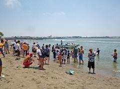 弁天 島 海水 浴場