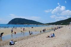 中道海水浴場:中国エリア | お...